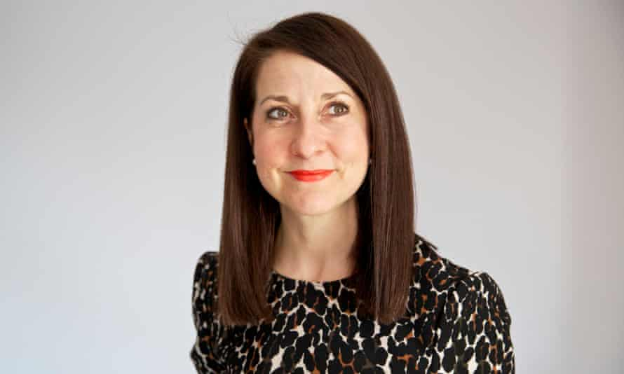 Liz Kendall campaigning in Dudley for this year's general election.