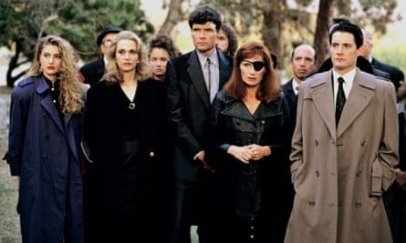 Twin Peaks cast members