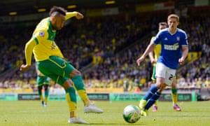 Norwich City v Ipswich Town: Championship play-off semi