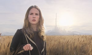 Disney's TOMORROWLAND..Casey (Britt Robertson) ..Ph: Film Frame..  Disney 2015.