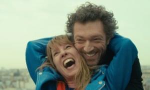 Emmanuelle Bercot and Vincent Cassel in Mon Roi.