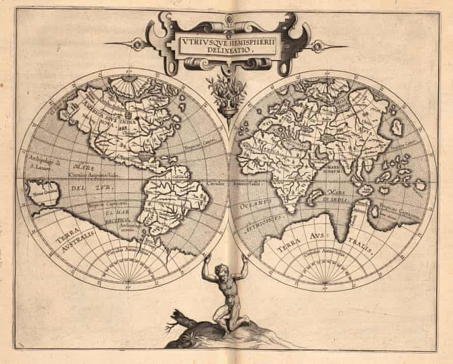 The Wytfliet atlas of 1597, which contains some of the earliest maps of the New World, was stolen by a librarian at the Royal Library of Sweden and made its way to Sotheby's in London, which had no inkling that it had been stolen.