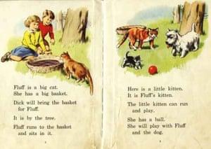 Dick and Dora book