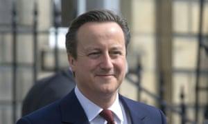 Cameron in Edinburgh