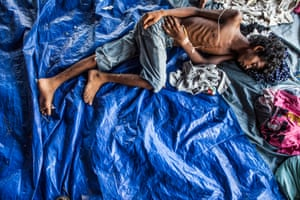 Rohingya refugees have spoken of horrors at sea: of murders, of killing each other over scarce supplies of food and water, and of corpses thrown overboard.