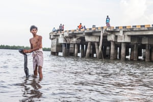 The UN has warned that the migrants from Myanmar and Bangladesh could fast become a 'massive humanitarian crisis' because no government in the region is willing to take them in.