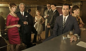 So this is the end ... Mad Men.