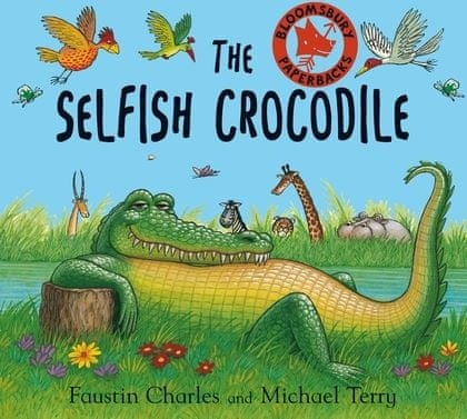 The Best Picture Books On Crocodiles Childrens Books The Guardian