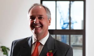 Paul Polman, chief exec of Unilever