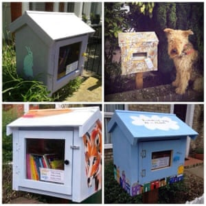 Little Free Library Project, London