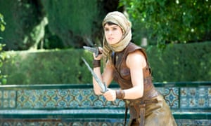 Rosabell Laurenti Sellers as Tyene Sand