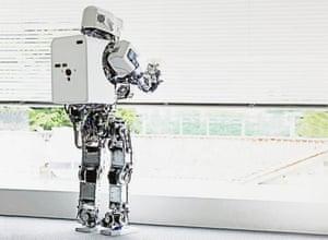 Kobian Robot #1 (Takanishi Laboratory), Waseda University, Tokyo, Japan, 2010/2013