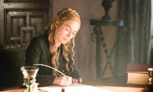 Lena Headey aka Cersei Lannister