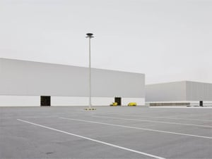 Warehouse, Vila-real, from the series In-between, 2015
