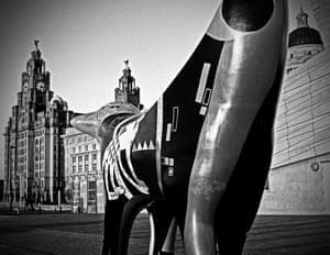 Superlambanana by Taro Chiezo, Liverpool