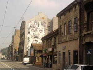 Street art, Belgrade