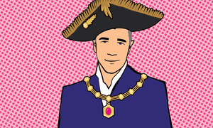 Ivan Massow launches his London Mayoral campaign video.