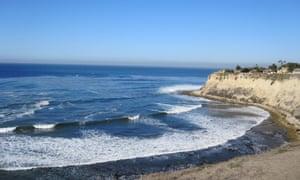 Lunada Bay, California