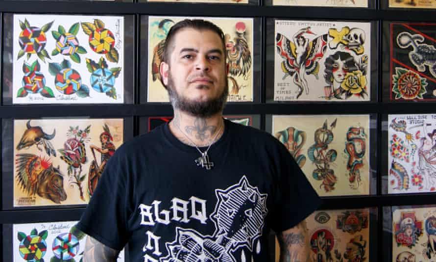 Phil Kyle, tattooist