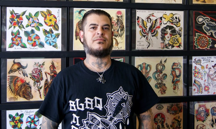 37617ab4b How do I become … a tattoo artist? | Money | The Guardian