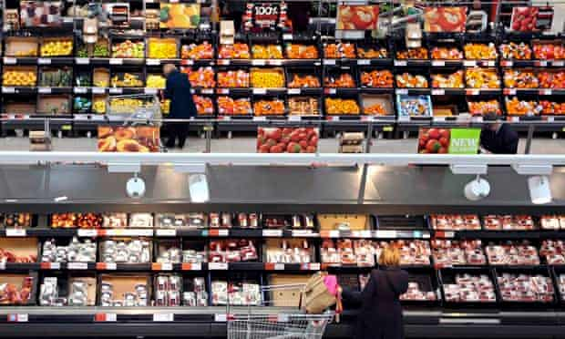 In the UK, supermarkets are actually responsible for only a small percentage of food wasted; households are the biggest culprit.