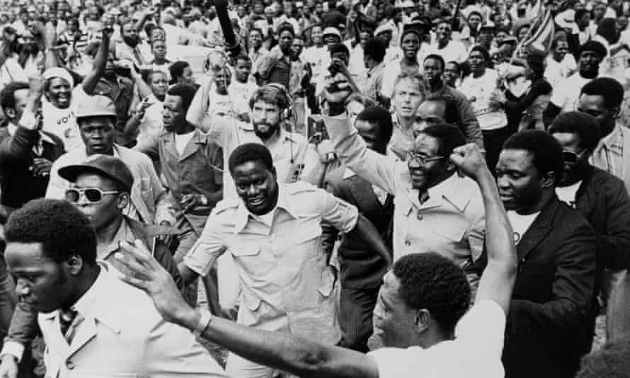 Robert Mugabe 1980