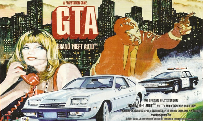 How we made     Grand Theft Auto | Culture | The Guardian