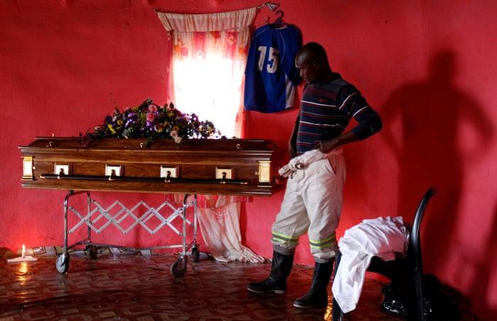 Marikana massacre: the untold story of the strike leader who died