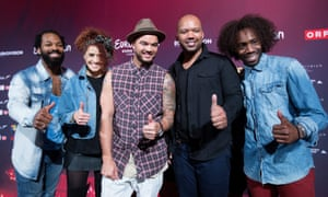 Will Europe give Australia's Guy Sebastian the thumb's up at this year's Eurovision?