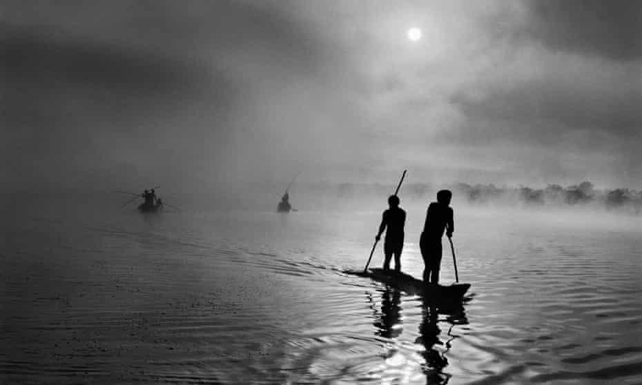 Alto Xingu Indians, 2005.