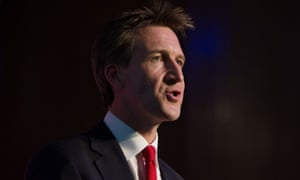 Dan Jarvis MP support Andy Burnham Labour leadership