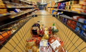 Inflation has turned negative in the UK for the first time since 1960.