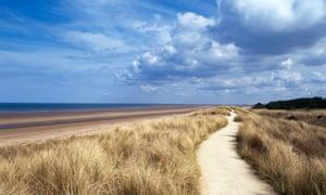 Holme-next-the-Sea, north Norfolk