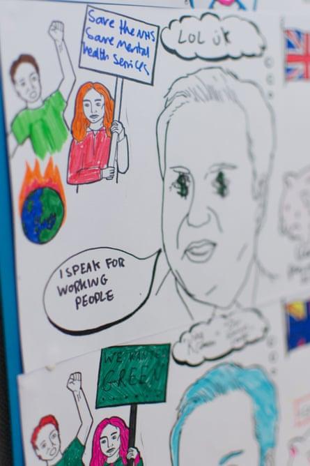 Exeter University Colour Me Political 2