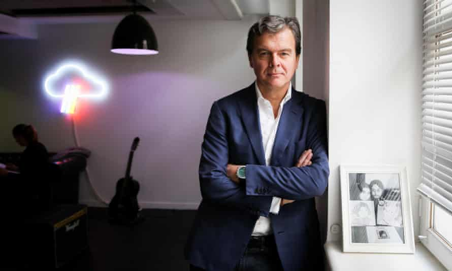 Deezer CEO Hans-Holger Albrecht: 'There will be several players in the segment'