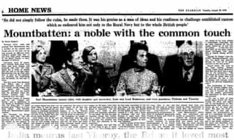 Guardian 28 August 1979, p2.