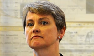 Labour leadership candidate Yvette Cooper