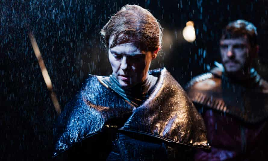 Aisling O Sullivan and Gavin Drea in DruidShakespeare