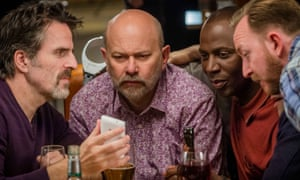 Cucumber: Channel 4 said viewers might be 'challenged' by the explicit content
