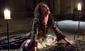 You'll like her when she's angry… Helen McCrory as Evelyn Poole in Penny Dreadful