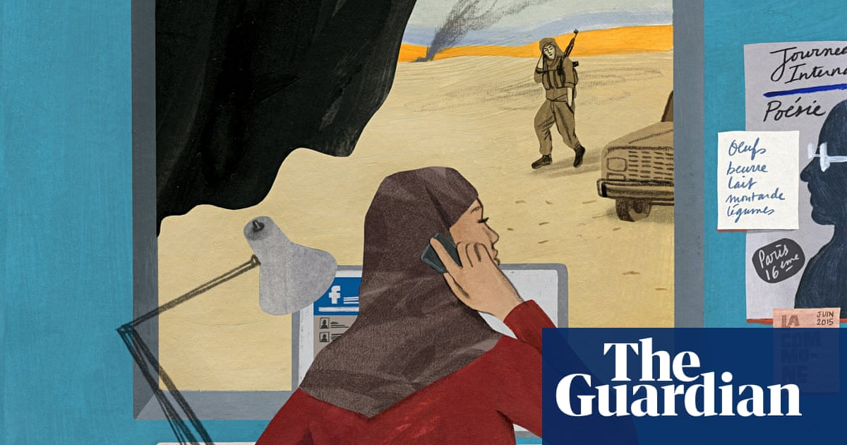 Skyping With The Enemy I Went Undercover As A Jihadi Girlfriend