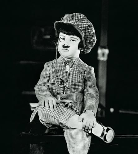 In The Kid Reporter, 1923.