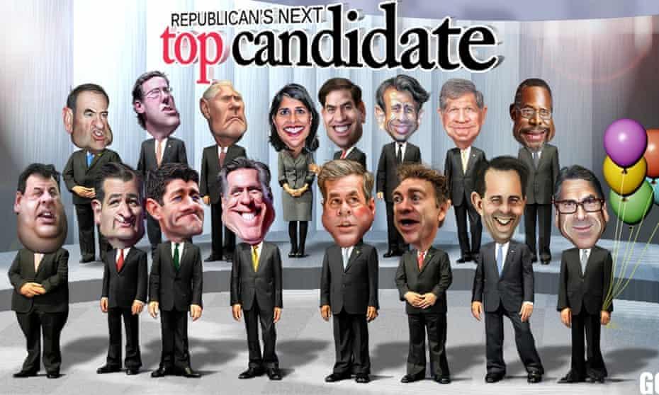 republican field