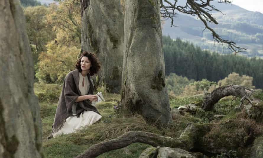 Outlander's Claire Randall (Caitriona Balfe)