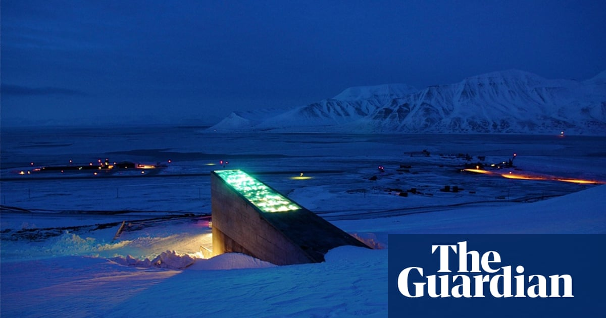 The doomsday vault: the seeds that could save a post