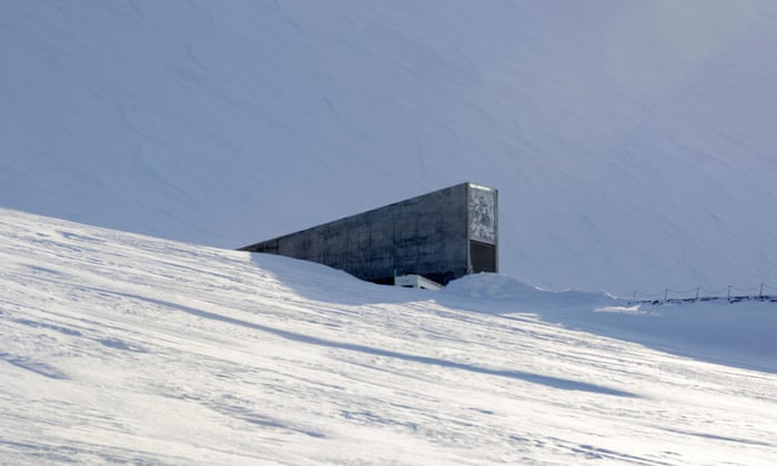 The Doomsday Vault The Seeds That Could Save A Post Apocalyptic