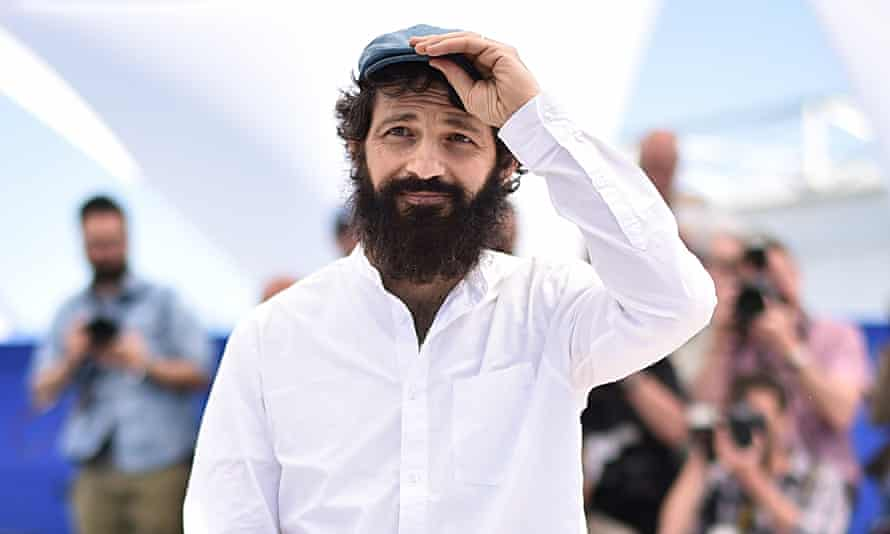 Geza Rohrig star of Son of Saul at Cannes