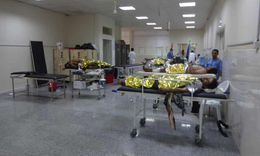 MSF Yemen