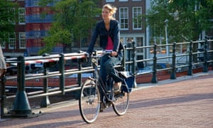 In 2011 and 2013, Amsterdam was ranked safest for cyclists by urban planning consultancy the Copenhagenize Design Company.