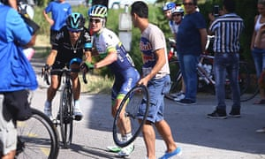Cycling: 98th Tour of Italy 2015 / Stage 10